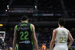 Green y Llull, de espaldas . (Foto: Antonio Cefalù).