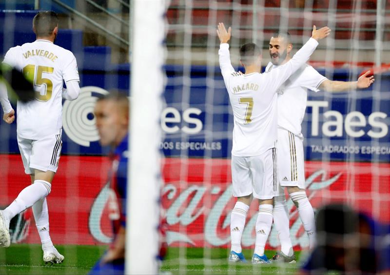 ¡Este sí que es el Madrid!