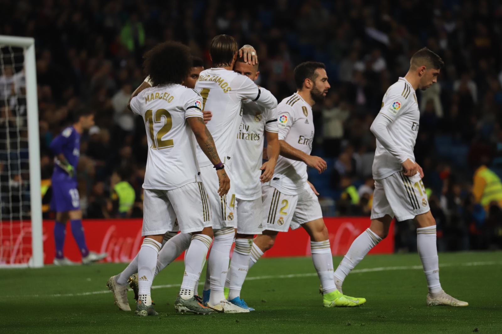El Madrid sigue su terapia détox