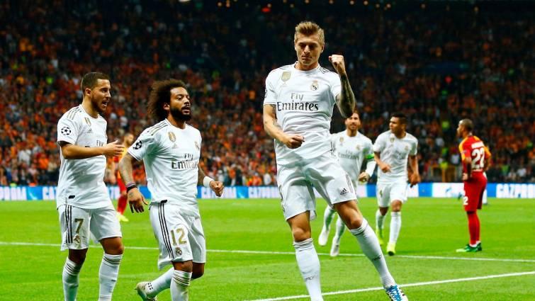 El Madrid salva la cara, Zidane el puesto