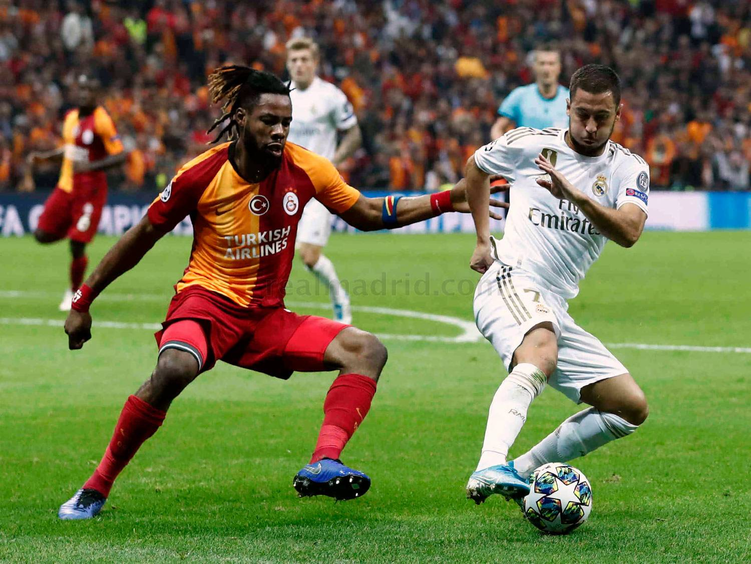 La Previa: Real Madrid-Galatasaray