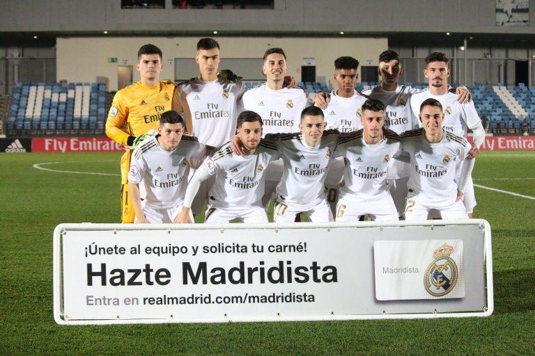 El Castilla se impone contra el Getafe B