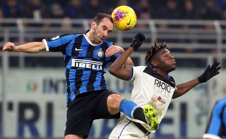 Handanovic salva el Inter de la derrota: 1-1 con el Atalanta