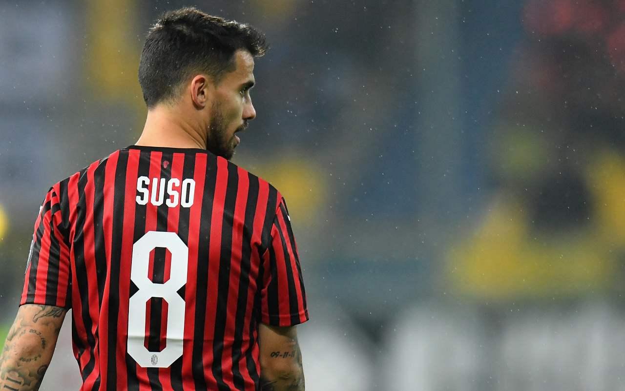 Quién es Suso, nuevo fichaje del Sevilla