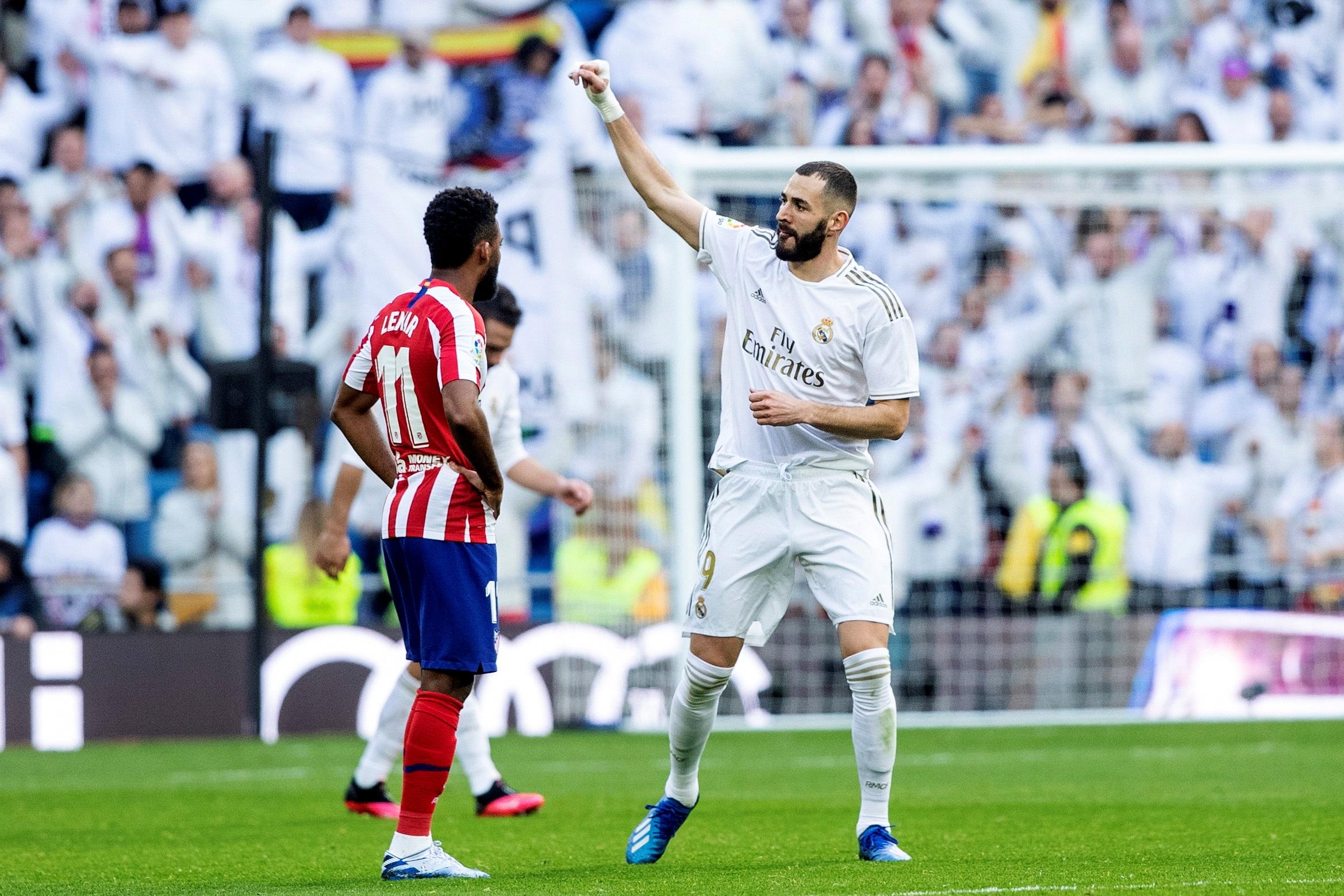 INFOGRAFÍA: El Real Madrid, antes del COVID-19