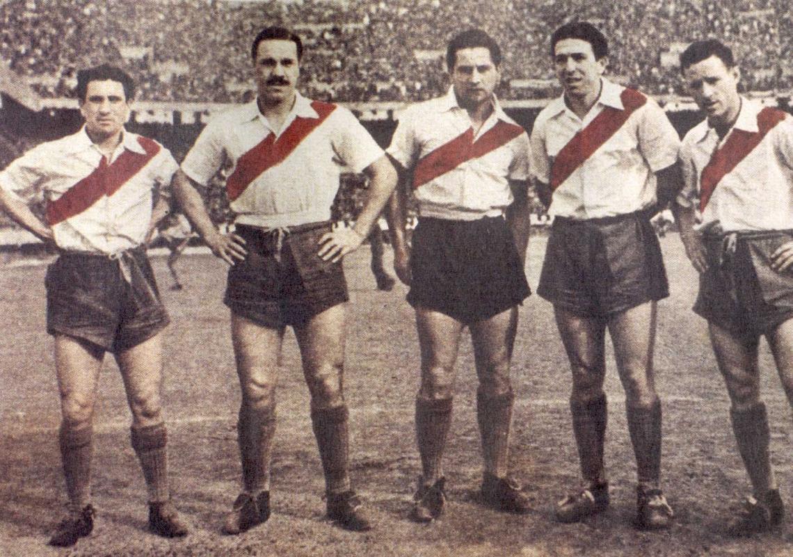 "La Máquina de River: el ""fútbol total"" que anticipó el totaalvoetball"