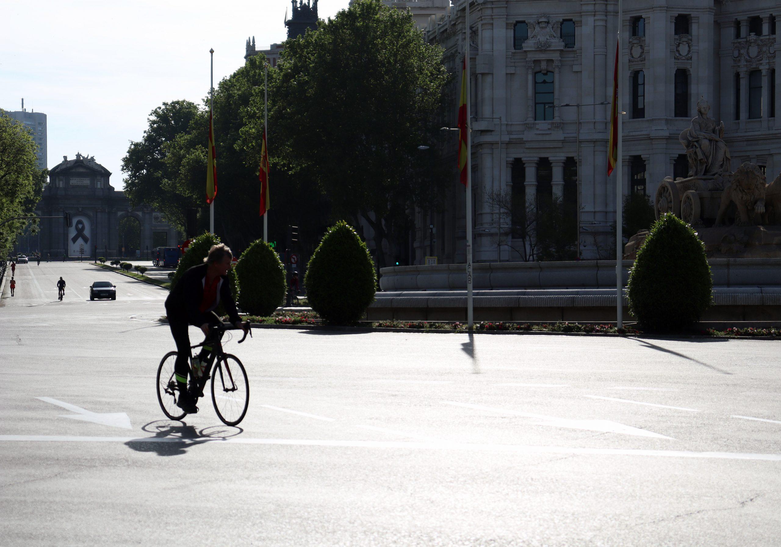 Madrid vuelve a correr