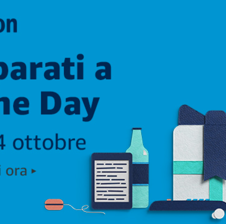 Amazon Prime Gratis per il Prime Day